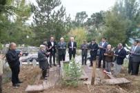 MUSA YıLMAZ - Ahmet Yakupoğlu Ölümünün Birinci Yılında Mezarı Başında Anıldı