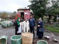DÜNYA YAŞLILAR GÜNÜ - AK Parti'den Kadim Ustalara Vefa Ziyaretleri
