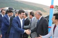 EMIN BILMEZ - AK Parti Genel Başkan Yardımcısı Yılmaz'dan ARÜ'ye Ziyaret