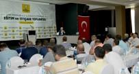 BÜYÜKŞEHİR YASASI - Akyürek Açıklaması 'Konya'ya Hizmet Etmek Herkese Nasip Olmaz'