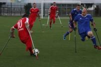 FATİH ŞENTÜRK - Ampute Milli Takımı Almanya'yı 7-0 Yendi