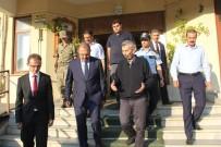 ALI KABAN - Arapgir Belediye Başkanı Haluk Cömertoğlu Açıklaması