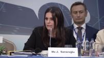 ÇALIŞMA BAKANI - Bakan Sarıeroğlu ILO Toplantısında Konuştu