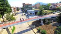 AHMET YESEVI - Başiskle'de 42 Metrelik Üstgeçit Yapıldı