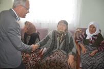 HÜSEYIN SARı - Başkan Acar'dan, Huzurevine 'Dünya Yaşlılar Günü' Ziyareti