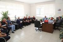 Başkan Akdoğan'dan İtfaiye Personeline Kutlama Ziyareti