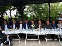 VEZIRHAN - Başkan Duymuş, Kestane Kabağı Festivali'ne Katıldı