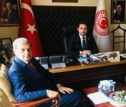 YASAMA YILI - Başkan Özkan Açıklaması Yatırım Planlarımızı Ve Projelerimizi Milletvekilimiz İshak Gazel'e Sunduk