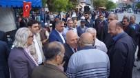 MEHMET SEKMEN - Başkan Sekman'den Kaymakam Öter'e Ziyaret