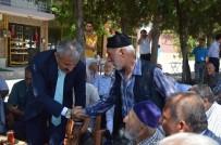 Başkan Sungur Açıklaması 'Yaşlılar En Büyük Hazinemizdir'