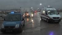 BEYŞEHIR GÖLÜ - Beyşehir Gölü'nde Bir Teknenin Alabora Olduğu İhbarı Ekipleri Harekete Geçirdi