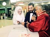 Resmi Nikah - Bingöl'de Evlilik Oranı Yüzde 11 Arttı, 736 Nikah Kıyıldı