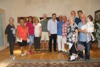 ENGELLİ VATANDAŞ - Bodrum'daki İşitme Engelli Vatandaşlar Dernekleşiyor