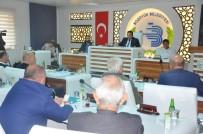 MAHALLİ İDARELER - Bozüyük Belediye Meclisinin Ekim Ayı Olağan Meclis Toplantısı Yapıldı