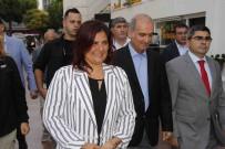 ÖZLEM ÇERÇIOĞLU - Çerçioğlu, Kuşadası'nda Muharrem İftarına Katıldı