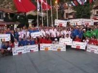 KAPANIŞ TÖRENİ - CMAS Serbest Dalış Avrupa Şampiyonası Başladı