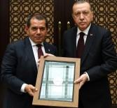 KULÜPLER BİRLİĞİ - Cumhurbaşkanı Erdoğan, Kulüpler Birliği'ni Kabul Etti
