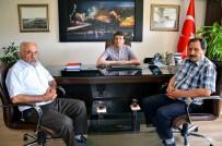 AYDINLATMA DİREĞİ - Dicle Elektik'ten Sanayi Sitesine 4 Milyonluk Yatırım