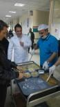 DIYABET - Diyabet Hastalarına Özel Aşure İkramında Bulunuldu