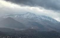 ERCIYES - Erciyes Dağı'na Karı Yağdı
