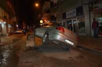 RÖGAR KAPAĞI - Fatsa'ya Trafik Kazası Açıklaması 3 Yaralı