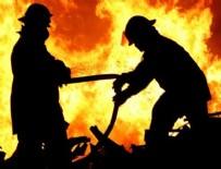 YANGıN YERI - Fransa'da yangın: 3 Türk öldü