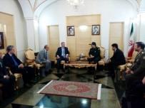 SINIR GÜVENLİĞİ - Genelkurmay Başkanı Akar İran'da