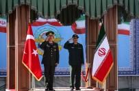 TAHRAN - Genelkurmay Başkanı Akar, İranlı Mevkidaşı İle Görüştü