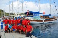 GÖKOVA - Gökova'da Deniz Dibi Temizliğinin İkincisi Başladı