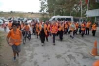 EYMİR GÖLÜ - Gölbaşı'nda 'Sağlıklı Bir Yürüyüş' Etkinliği