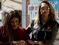 UYUŞTURUCU KURYESİ - Antalya'da inanılmaz olay