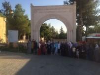 AHMET YESEVI - Haliliye'de Kadınlara Kültür Gezisi