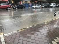 Iğdır'da Yağmur Yağışı
