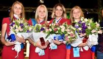 MOĞOLISTAN - İtfaiyecilerin Müsabakasında Dostluk Kazandı
