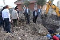 Kars Belediyesi'nden İçme Suyu Şebekesi Yenileme Çalışması