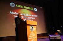 CEMEVI - Kartal'da Muharrem Ayı Anma Etkinliği Gerçekleştirildi