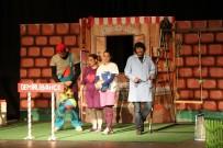 NAZIM HİKMET - Konak'ta Tiyatro Keyfi Başlıyor