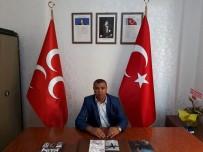 MUSTAFA DEMIR - MHP Kilis Merkez İlçe Başkanı Demir'den Teşekkür