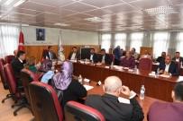 YÜKSEK GERİLİM - Muş Belediye Meclisi Toplandı