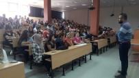 PAMUKÖREN - Nazilli Sağlık Hizmetleri MYO Öğrencileri Oryantasyon Eğitiminde Buluştu