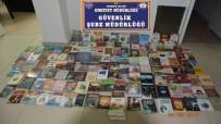 Nevşehir'de 195 Adet Bandrolsüz Kitap Ele Geçirildi