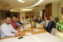 HACIBEKTAŞ VELİ - 'Nevşehir Uçak Bakım Onarım Ve Hava Kargo Taşımacılık Lojistik Merkezi Projesi' İçin Çalışmalar Başladı