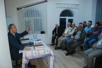 AHMET ÜNAL - Prof. Dr. Ramazan Ayvallı, Gençlerle Bir Araya Geldi