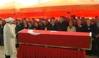 ŞEHİT YÜZBAŞI - Şehidin cenazesine Cumhurbaşkanı Erdoğan da katıldı