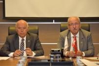 KANDILLI RASATHANESI - Süleymanpaşa İlçesi Değerlendirme Toplantısı