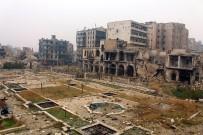 REJIM - Suriye'de 7 Yılda 330 Bin Kişi Öldü