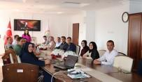 TÜİK Ve İVA Sistemleri Bilgilendirme Toplantısı Yapıldı