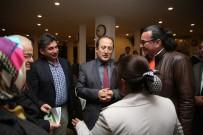 SELÇUK COŞKUN - Vali Pehlivan, Akademisyenleri Akşam Yemeğinde Ağırladı