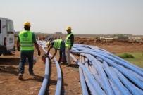 ŞEBEKE HATTI - Viranşehir'in Su Sorunu Çözülüyor