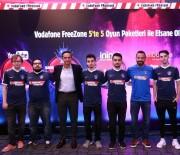 ÇAĞA - Vodafone Freezonelular, Supermassive Oyuncularından Koçluk Aldı